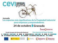 Jornada: Los aspectos más significativos de la Propiedad Industrial para empresas y emprendedores (Granada)