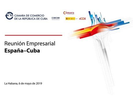Reunión Empresarial España – Cuba