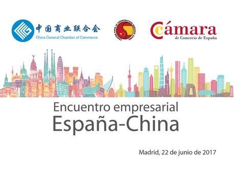 Encuentro empresarial España-China
