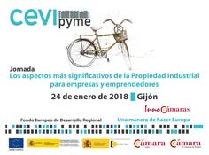 Jornada: Los aspectos más significativos de la Propiedad Industrial para empresas y emprendedores (Gijón)