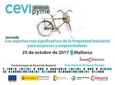 Los aspectos más significativos de la Propiedad Industrial para empresas y emprendedores (Mallorca)