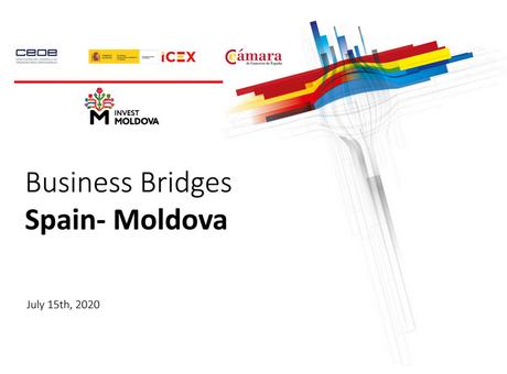 Business Bridges Spain- Moldova