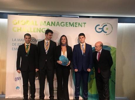 El equipo Sabadell ETSIM gana el Global Management Challenge España 2018