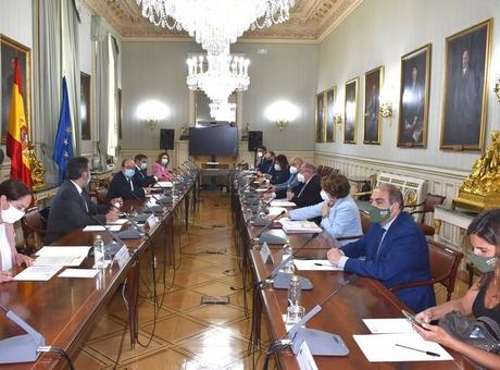 El Ministerio de Política Territorial y Función Pública renueva con Cámara de España su compromiso para reducir cargas administrativas