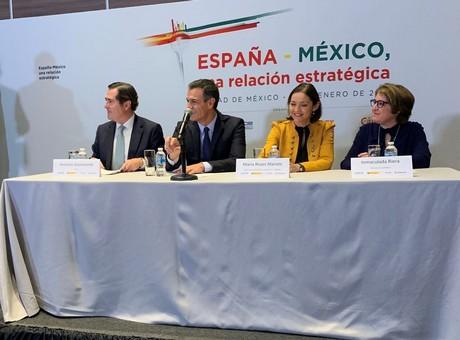 Encuentro empresarial en México