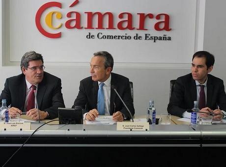 Comisión de Financiación de la Cámara de España