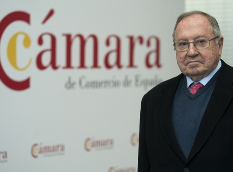 La Cámara de Comercio de España traslada su solidaridad con la Isla de La Palma
