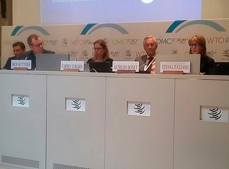 La Cámara de Comercio de España pide revisar las reglas de la OMC para adaptarlas a las pymes