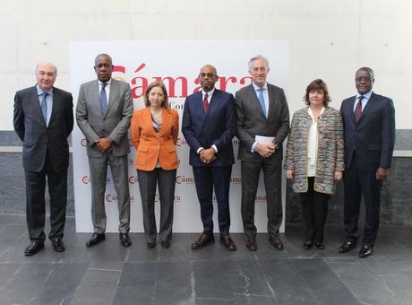 Angola busca inversión española