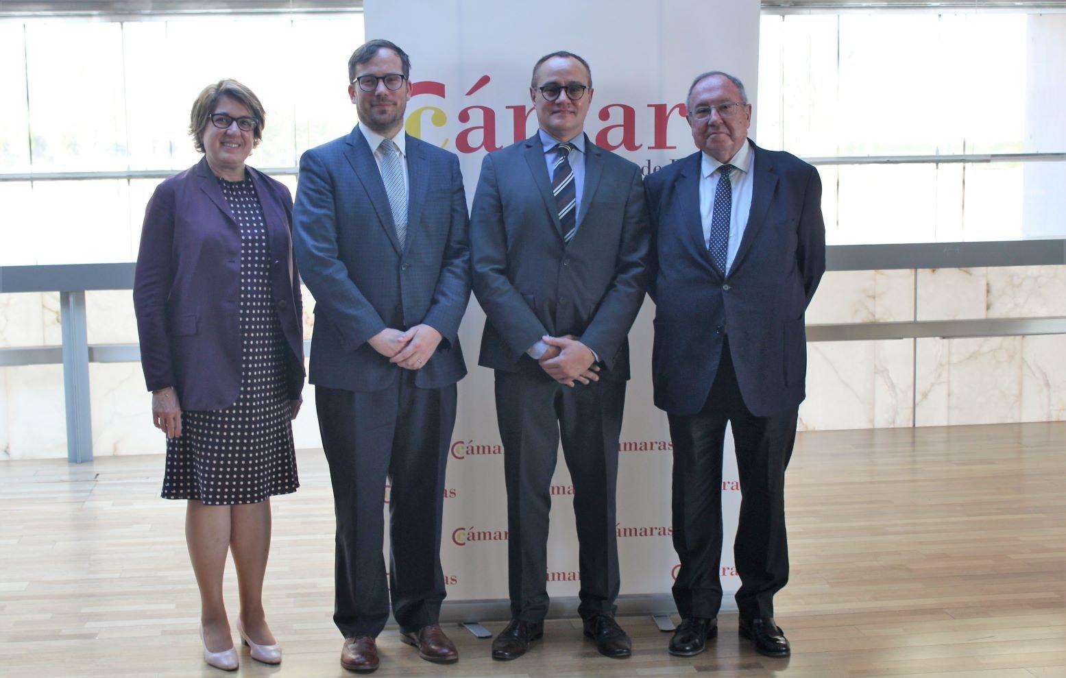 Camara España Banco Mundial Clima empresarial