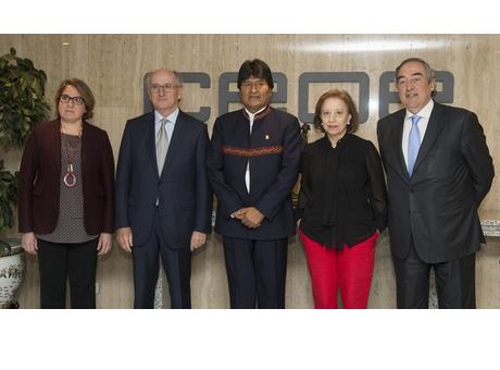 Bolivia ofrece grandes posibilidades a las empresas españolas