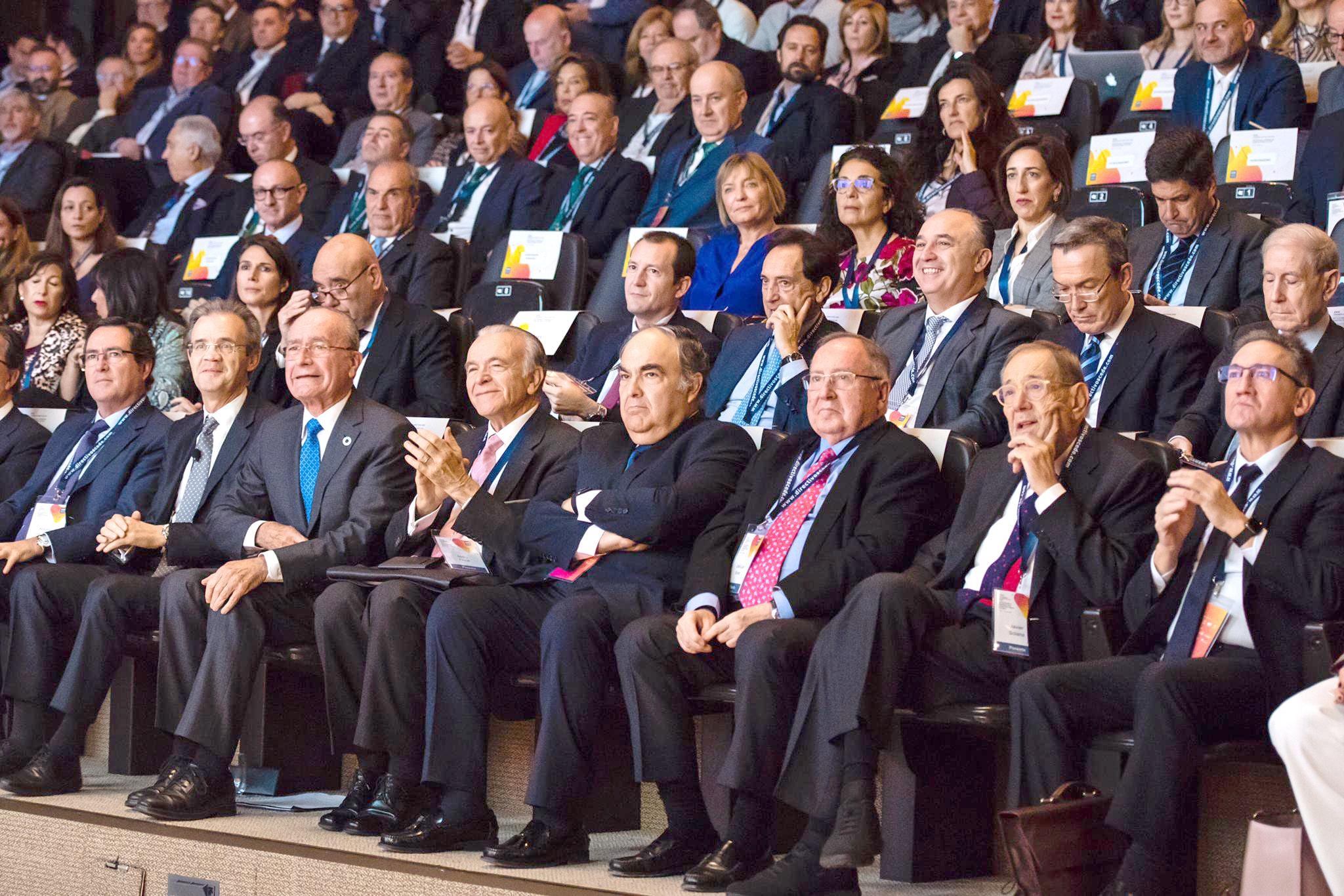 Presidente Camara Espana Participa Congreso Cede Malaga