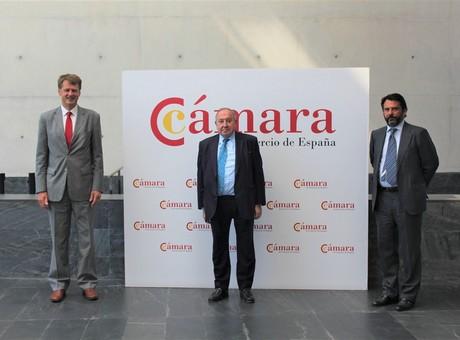 José Luis Bonet participa en la Asamblea Anual de British Chamber of Commerce in Spain