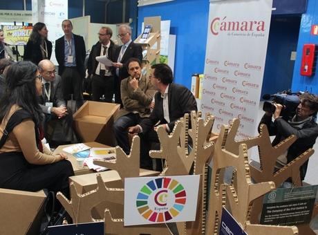 La Cámara de Zaragoza lleva a COP25 una apuesta por la movilidad eficiente