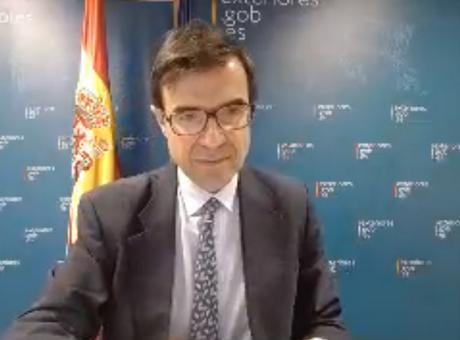 El Secretario de Estado para la Unión Europea pide colaboración a las empresas para la correcta aplicación de los fondos europeos de recuperación