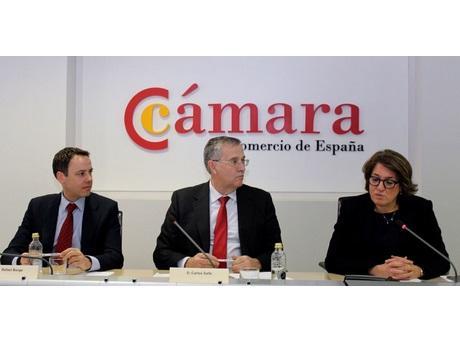 comisión de Energía de la Cámara de España