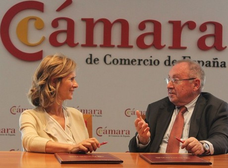 Acuerdo Colaboración Cámara Fundación Cotec
