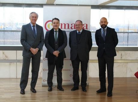 La Cámara de España relanza el Comité Bilateral hispano-cubano para impulsar las relaciones comerciales y empresariales entre ambos países