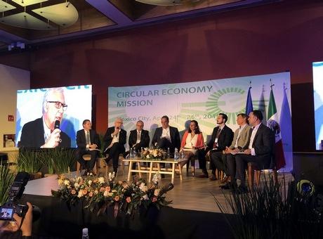Josep Bagué Misión Economía Circular en México.