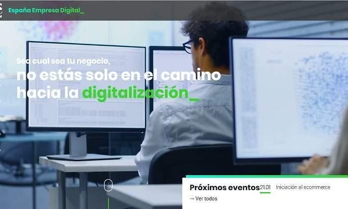 Camara Espana lanza nueva web Empresa Digital impulsar la transformacion digital pymes