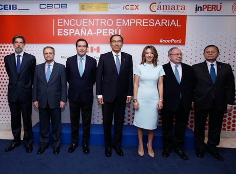 Encuentro Empresarial España-Perú