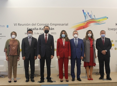 6º Consejo Empresarial España-Kazajistán