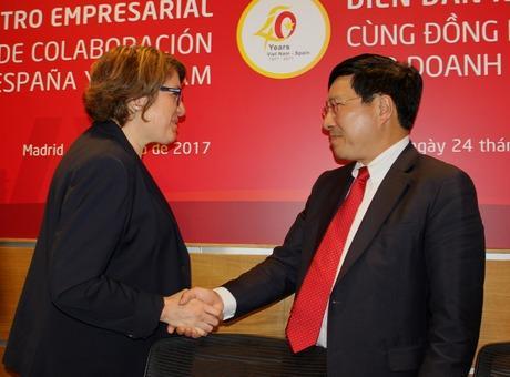 Encuentro empresarial España-Vietnam