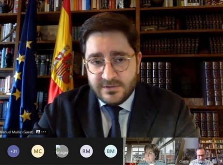 Comisión de Turismo de la Cámara De España