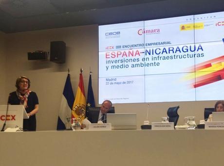 Encuentro España-Nicaragua