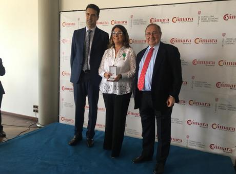 Reunión del presidente de la Cámara de España con autoridades de Menorca