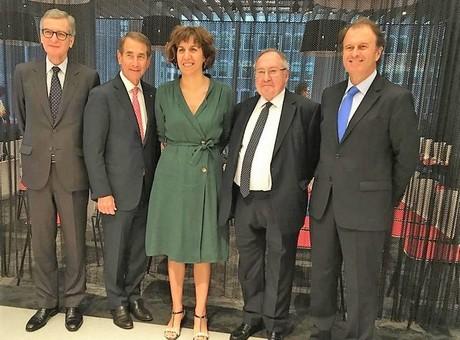 Viaje de la Cámara de España a EE.UU.