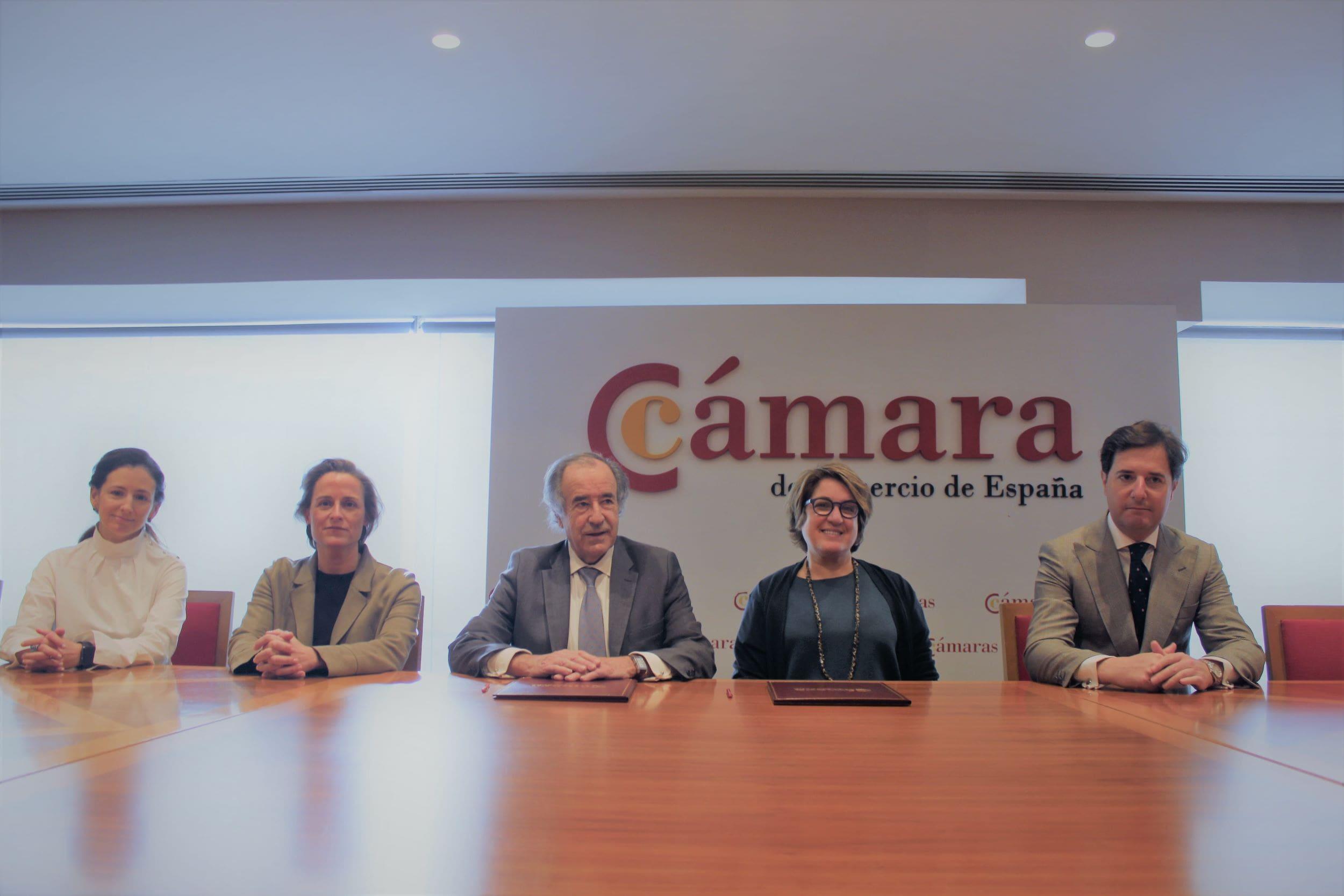 Fundacion Craate y Camara de Comercio de Espana lanzan el programa e-FP para impulsar el emprendimiento en la Formacion Profesional