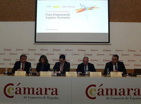 Foro Empresarial España-Rumanía