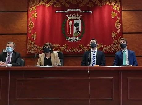 Tres estudiantes de Derecho y ADE de la Universidad Autónoma de Madrid ganan el Global Management Challenge España 2021