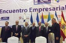 Encuentro empresarial en Guatemala