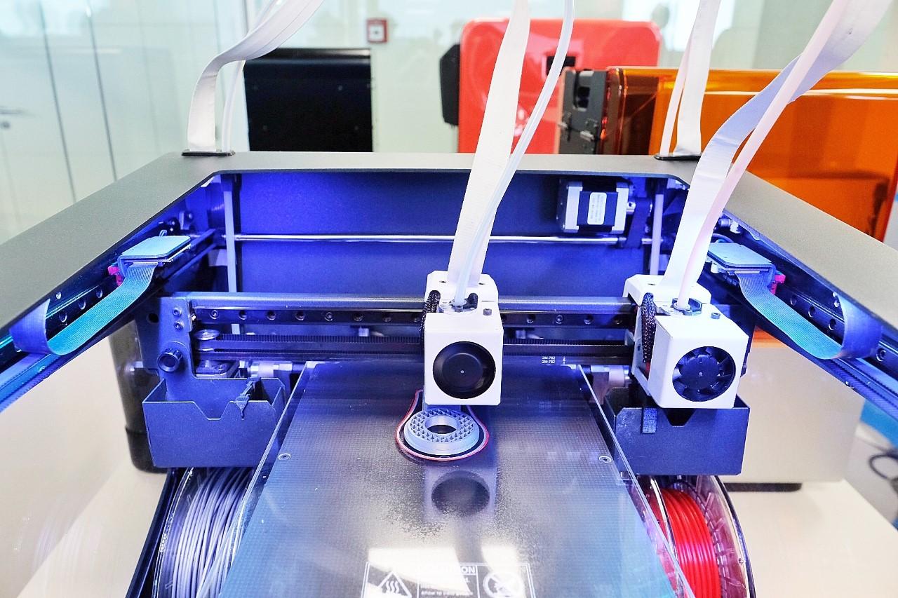 foto impresora 3D