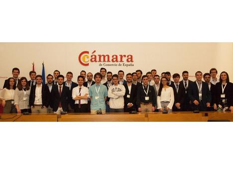 Global Management Challenge España celebra su Final nacional en la Cámara de España