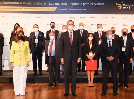 """José Luis Bonet: """"Las consecuencias de la pandemia se pueden solucionar porque estamos en la UE"""""""