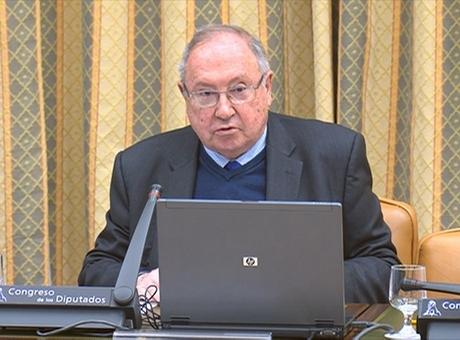 El presidente de la Cámara de España pide en el Congreso acelerar el proceso de vacunación para asentar la recuperación económica