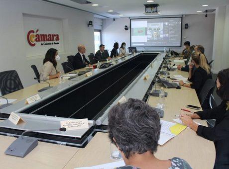 """José Miguel Herrero: """"Queremos dar un instrumento al sector para reducir en 2030 los desperdicios a la mitad"""""""