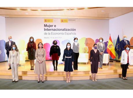 Cámara de España defiende el compromiso de la mujer con la internacionalización de las empresas