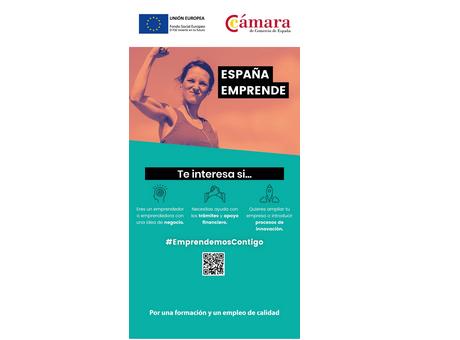 Apoyo a los autónomos de la Camara Espana