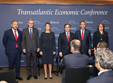 José Manuel Albares afirma que en 2022 España liderará el crecimiento económico de la UE