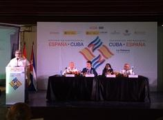 Viaje de delegación empresarial a Cuba con el ministro Soria
