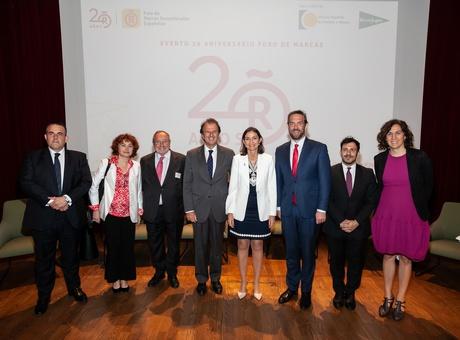 20 aniversario del Foro de Marcas Renombradas Españolas