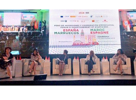 Foro de inversiones y Cooperación empresarial España-Marruecos