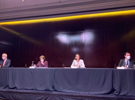 Inmaculada Riera acompaña al Gobierno y a una representación de empresas españolas en la visita oficial a Argentina y Costa Rica