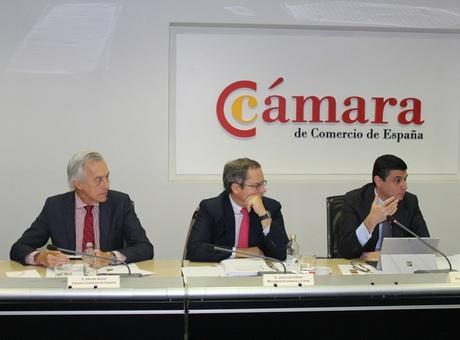 La Cámara de España crea una comisión para ayudar a las empresas en su proceso de internacionalización