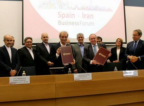 Las empresas españolas exploran oportunidades de negocio en Irán tras el levantamiento de las sanciones