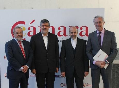 El ministro de Industria, Minas y Comercio de Irán anima a las empresas españolas a aprovechar el potencial del mercado iraní tras el levantamiento de las sanciones